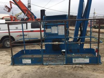 Detail photo of 2009 Genie Z-60/34 from Construction Equipment Guide