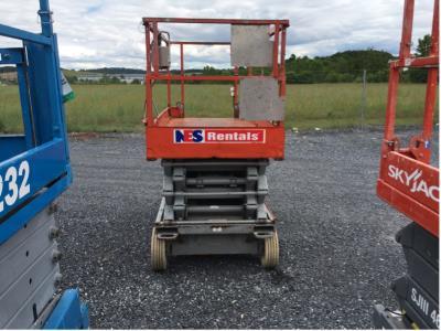 Detail photo of 2008 Skyjack SJIII 4632 from Construction Equipment Guide