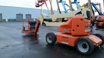 Detail photo of 2008 JLG E450AJ from Construction Equipment Guide