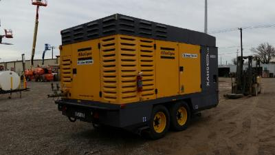 Detail photo of 2011 Atlas Copco XAHS 900 CD from Construction Equipment Guide