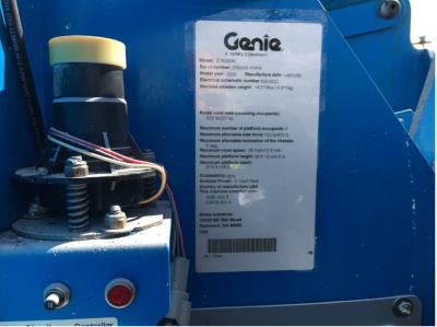 Detail photo of 2008 Genie Z-30/20N RJ from Construction Equipment Guide