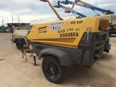 Detail photo of 2011 Atlas Copco XAS 185 from Construction Equipment Guide
