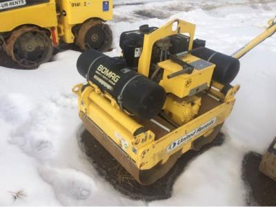 Detail photo of 2012 Bomag BW 75 S from Construction Equipment Guide