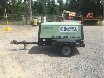 Detail photo of 2011 Sullair 49HP 185 from Construction Equipment Guide