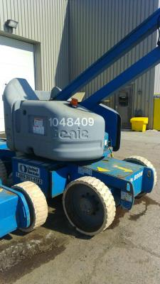 Detail photo of 2008 Genie Z-40/23N RJ from Construction Equipment Guide