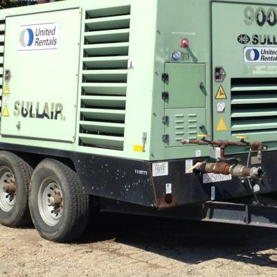 Detail photo of 2009 Sullair 900HDTQ from Construction Equipment Guide