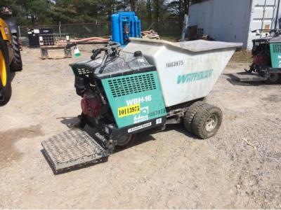 Detail photo of 2013 Multiquip WBH16F from Construction Equipment Guide