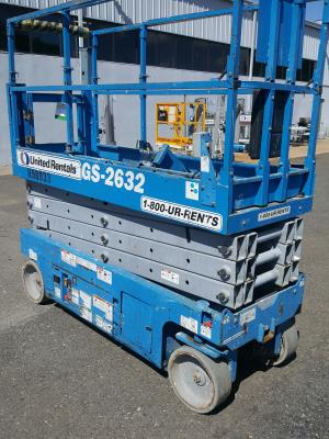 Detail photo of 2011 Genie gs-2632 from Construction Equipment Guide