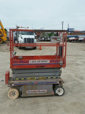 Detail photo of 2011 Skyjack SJIII 3219 from Construction Equipment Guide