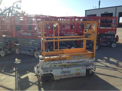 Detail photo of 2008 HY-BRID HB1030 from Construction Equipment Guide