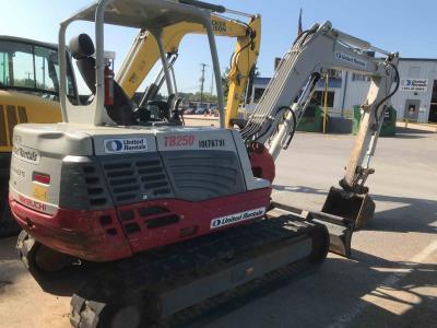 Takeuchi TB250 Excavators for Sale | CEG