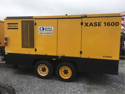 Detail photo of 2006 Atlas Copco XASE 1600 from Construction Equipment Guide