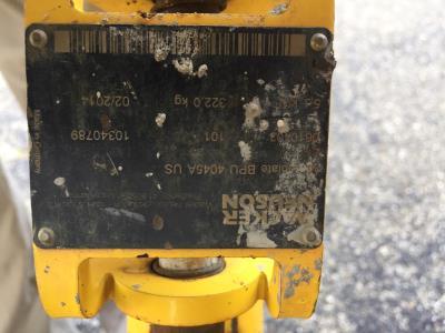 Detail photo of 2014 Wacker Neuson BPU 4045A from Construction Equipment Guide