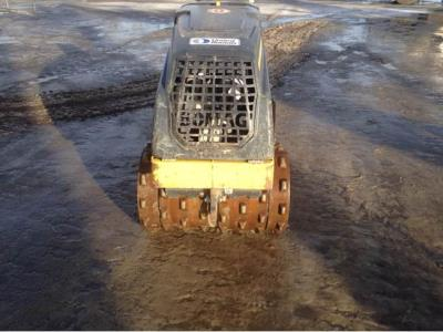 Detail photo of 2014 Bomag BMP 8500 from Construction Equipment Guide