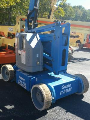 Detail photo of 2008 Genie Z-34/22N from Construction Equipment Guide