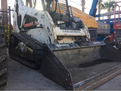 Detail photo of 2013 Bobcat T190 from Construction Equipment Guide