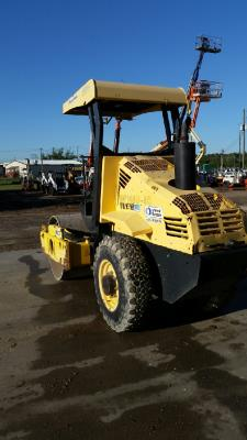 Detail photo of 2012 Bomag BW 145 D-3 from Construction Equipment Guide