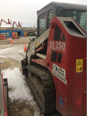 Detail photo of 2011 Takeuchi TL250C from Construction Equipment Guide