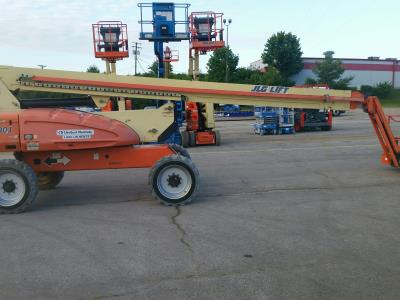 Detail photo of 2009 JLG E600J from Construction Equipment Guide