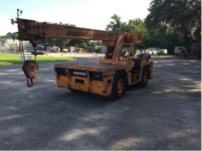 Detail photo of 1999 Broderson IC-80-3F from Construction Equipment Guide