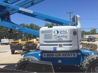 Detail photo of 2008 Genie Z-60/34 from Construction Equipment Guide