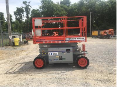 Detail photo of 2008 Skyjack SJ 6832 RT from Construction Equipment Guide