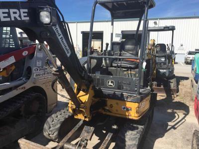 John Deere 27D Excavators for Sale | CEG