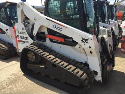 Detail photo of 2010 Bobcat T650 from Construction Equipment Guide