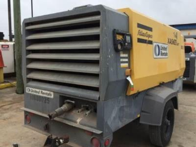 Detail photo of 2012 Atlas Copco XATS 750 JD7 IT4 from Construction Equipment Guide