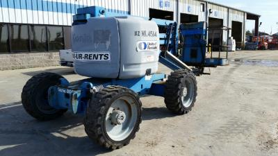 Detail photo of 2008 Genie Z-45/25J RT from Construction Equipment Guide