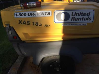 Detail photo of 2012 Atlas Copco XAS 185 from Construction Equipment Guide