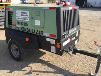 Detail photo of 2013 Sullair 49HP 185 from Construction Equipment Guide