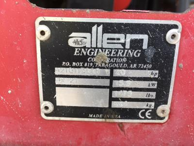 Detail photo of 2013 Allen Engineering AR21 from Construction Equipment Guide