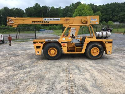 Detail photo of 2001 Broderson IC-80-3F from Construction Equipment Guide