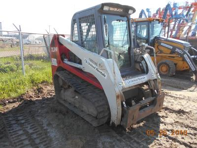 Detail photo of 2010 Takeuchi TL240 from Construction Equipment Guide