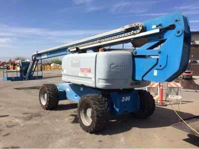 Detail photo of 2007 Genie Z-80/60 from Construction Equipment Guide