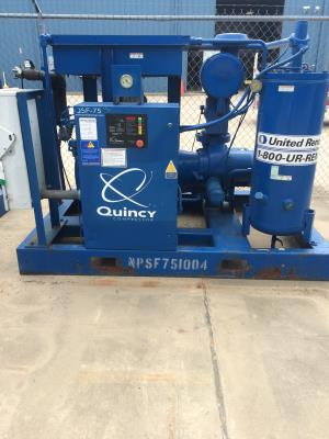 Detail photo of 2011 Quincy QSF-75 from Construction Equipment Guide