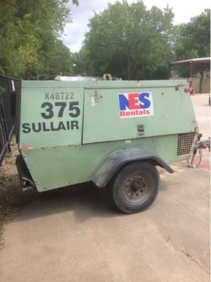 Detail photo of 2007 Sullair 375 from Construction Equipment Guide