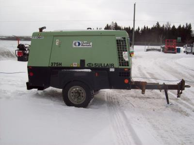 Detail photo of 2009 Sullair 375 from Construction Equipment Guide