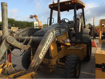 Detail photo of 2010 John Deere 310J from Construction Equipment Guide