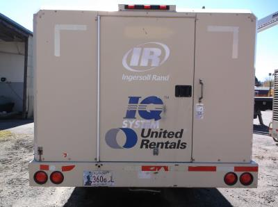 Detail photo of 2008 Ingersoll Rand HP1600WCU from Construction Equipment Guide