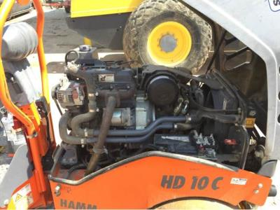 Detail photo of 2012 Hamm HD10C from Construction Equipment Guide