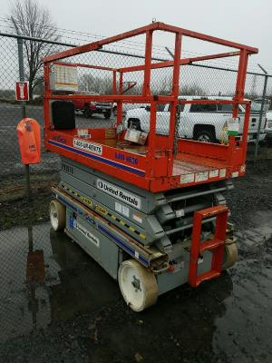 Detail photo of 2011 Skyjack SJIII 4626 from Construction Equipment Guide