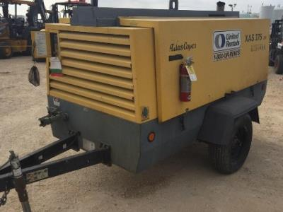 Detail photo of 2010 Atlas Copco XAS 375 from Construction Equipment Guide