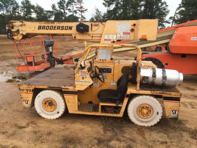 Detail photo of 2005 Broderson IC-35-2D from Construction Equipment Guide
