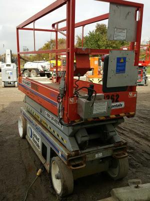 Detail photo of 2010 Skyjack SJIII 3220 from Construction Equipment Guide