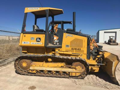 John Deere 450 Series Crawler Dozers for Sale | CEG