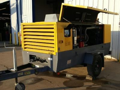 Detail photo of 2011 Atlas Copco XAS750 from Construction Equipment Guide