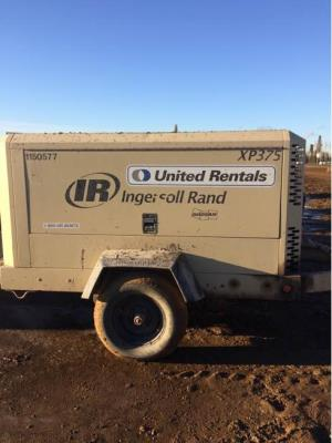 Detail photo of 2010 Ingersoll Rand XP375WIR from Construction Equipment Guide