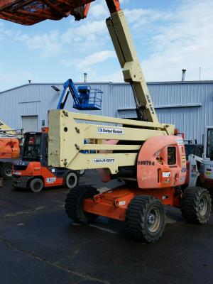 Detail photo of 2007 JLG 450 AJ from Construction Equipment Guide